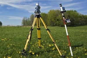 Field Equipment used by RW Krebs & Asscociates, LLC, Professional Land Surveying in Greater Baton Rouge